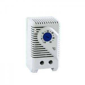 Термостат NO (охлаждение) на DIN-рейку 10А 230В