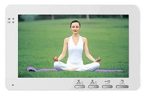Видеодомофон Optimus VM-E7 (w)