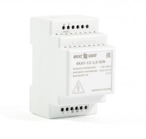 SKAT-12-1.0-DIN Источник вторичного электропитания резервированный
