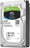 Жесткий диск SEAGATE Skyhawk ST8000VX0022, 8Тб